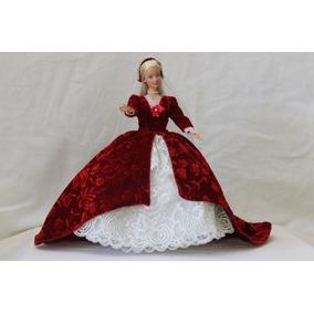 Barbie Holiday Treasures Barbie Doll - 1966 - Raríssima