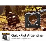 Fijaciones Quick Fist,4x4 ,seguridad,matafuego,linternas Etc