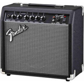 Combo Amplificador P/ Guitarra Fender Frontman 15 G Garantia