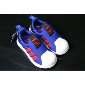 Tênis Kids adidas Superstar Original Shoes Infantil