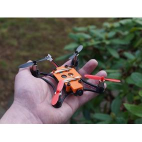 Frame E Como Montar Seu Micro Drone 105 Fpv Quadcopter