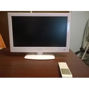 Pantalla Tv Atvio Mod. Atv2012lcd 18.5 Pulgadas Con Control
