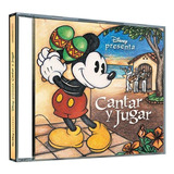 Cd - Disney Cantar Y Jugar