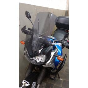 Bolha Ténéré 250 Alongada P/ Moto C/ Protetor Bolha E Cia