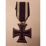 Antique, Condecoración Cruz De Hierro 1ra. Guerra Mundial