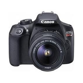 Camara Canon Eos Rebel T6 Kit 18-55