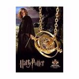 Colgante Harry Potter Giratiempos/reliquias De La Muerte X2