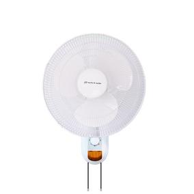 Ventilador Pared Martin & Martin 40 Cm Fijo U Oscilante