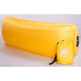 Colchon Inflable Sillon El Buen Saul - Goodbag Lazy Bag Puff