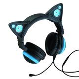 Ear Headphones Cat - Audifonos Gato Envío Inmediato! Azul