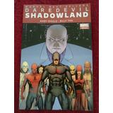 Marvel Comics Daredevil Shadowland Latino Completo