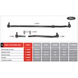 Kit Barra Ford F100 80 + Bujes + Pitman + 4 Amortiguadores