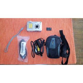 Camara Sony Cyber Shot Dsc-s650 7,2 Mega Pixeles