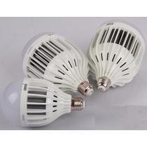 Lampada Ultra Led - Bulbo 50w Muito Mais Brilho - Kit 4