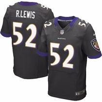 Camiseta Nfl Baltimore Ravens #52 R. Lewis