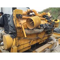 Motor 12 Cilindros Caterpillar D398 1997