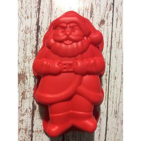 Molde De Silicon Santa Claus