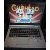Laptop Hp Elitebook 8460p 256gb Ssd+8gb Ram Remate Seminueva