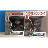 Funko Pop Godzilla Y King Kong Pack 2