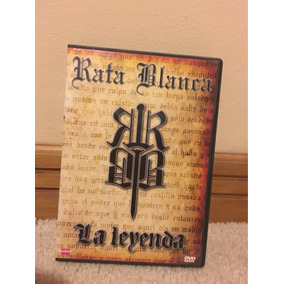 Dvd Rata Blanca La Leyenda