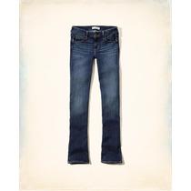 Calça Hollister Roupa Feminina Jeans Importado Abercrombie