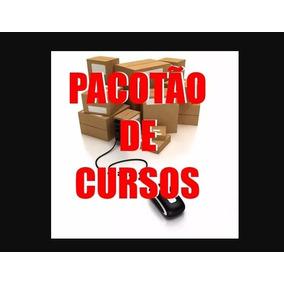 Pacotão De Cursos Selecionados Apostilas E Videos