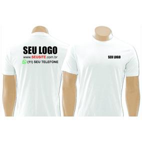 Camisetas Camisas Coloridas Personalizadas Empresas Logo