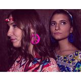 Disfraces Noche De La Nostalgia,vestidos Vintage Hippie Chic