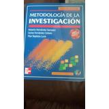 Libro Metodología De La Investigación De Roberto Hernandez