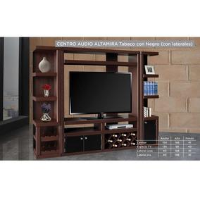 Centro De Audio Y Video Modelo Altamira (lateral Con Puerta)