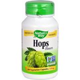 Lupulo Hops Flowers 100 Capsulas Nerviosismo Stres Insomnio