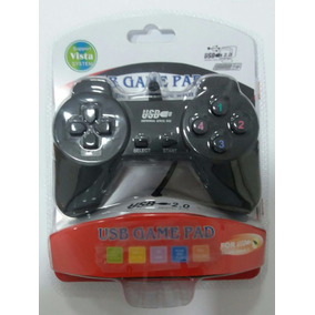 Kit 02 Unidades - Game Pad Usb-701 Controle