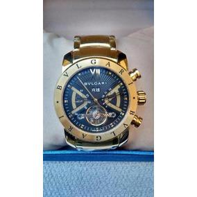 bf932567a01 Relogio Bulgari Original Ouro - Relógios no Mercado Livre Brasil