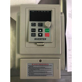 Variador De Frecuencia 220 Volts Monofasico/ Trifasico 2hp