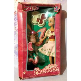 Susi Brilho Das Borboletas * Boneca Antiga Da Estrela
