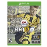 Fifa 2017+juego Físico+x Box One+nuevo!!!!!!