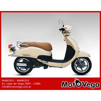 Guerrero Gsl 150 Andiamo - Estilo Vintage - Motovega