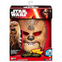 Mascara Chewbacca Star Wars Con Sonido Halloween (nueva)