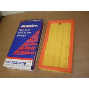 Filtro Ar Motor S10 1995/1996 2.2 Efi Gm 25098459