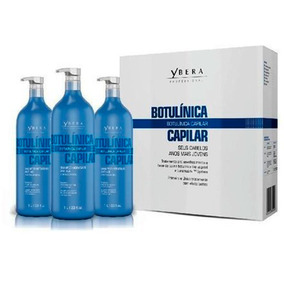 Ybera Botulínica Capilar Bo-tox Progressiva 3x1 L.
