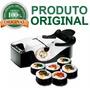Máquina Manual Para Fazer Sushi Top Perfect Roll # Promoção