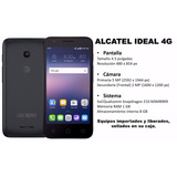 Alcatel Ideal 4g Lte Desbloqueado 4060a Android 5mp 8gb Quad