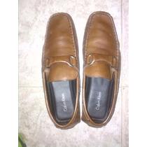 Zapatos Calvin Klein Tipo Mocasines Económicos