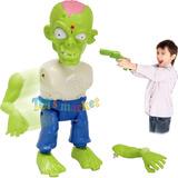 Zombie Blast Tv Pistola Laser Juego De Disparar Al Zombie