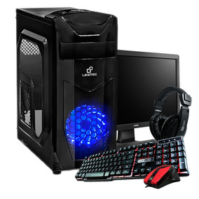 Pc Completo Gamer Imperiums G3930, + Brindes + Jogos