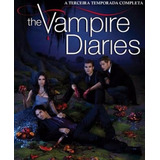 Dvd The Vampire Diaries 3ª Temporada Completa Dublada