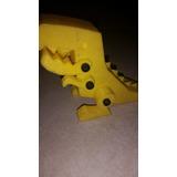 Tiranosaurio Rex De Juguete Echo Con Impresora 3d