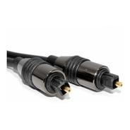 Cable Audio Digital Fibra Optica Toslink 3mts Netmak Cba