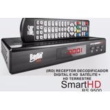 Receptor Parab. Digital/hd Satelite/hd Local Bedinsat Bs9500