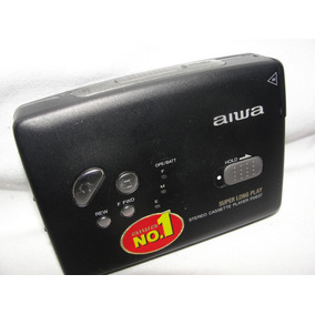 Walkman Aiwa Super Long Play Px637 - No Estado